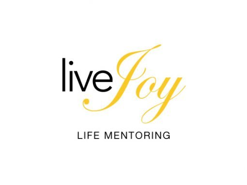 liveJoy Logo and Web Design