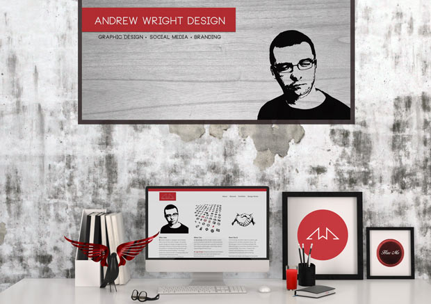 Work at Andrew Wright Design