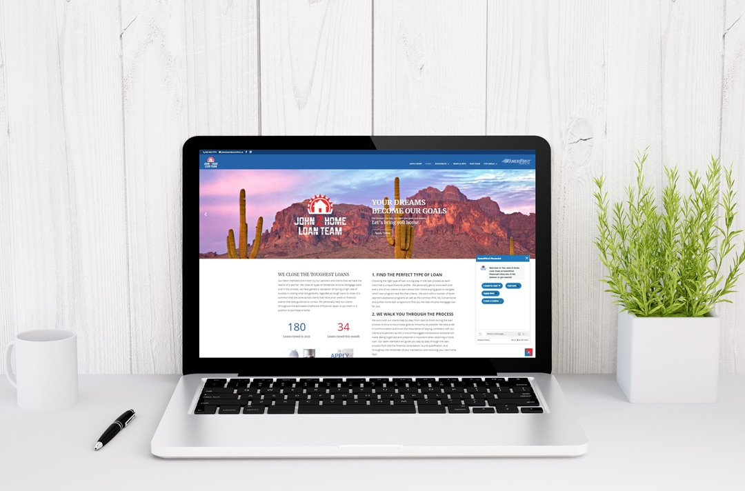 john z flagship website
