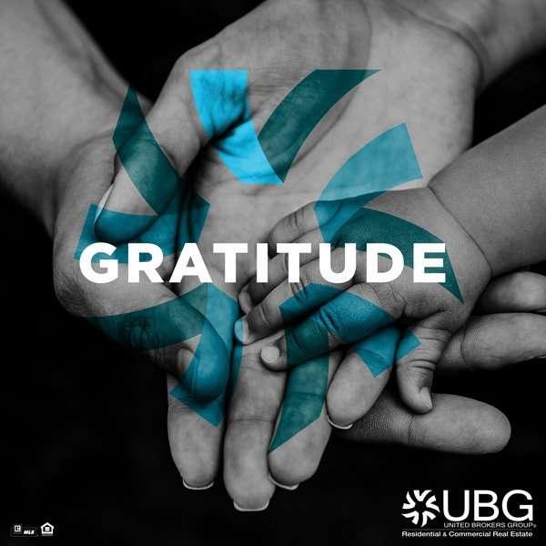 Value and Values Campaign UBG: Gratitude-Andrew Wright Design